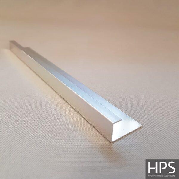 PVC Chrome End Cap
