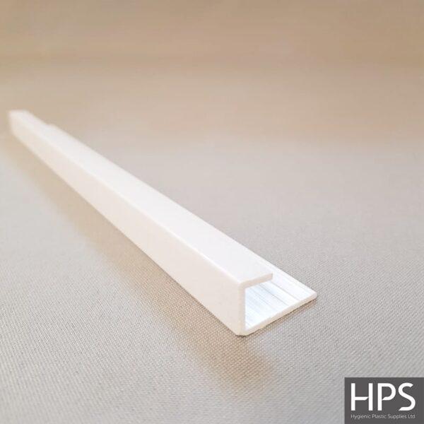 PVC White End Cap