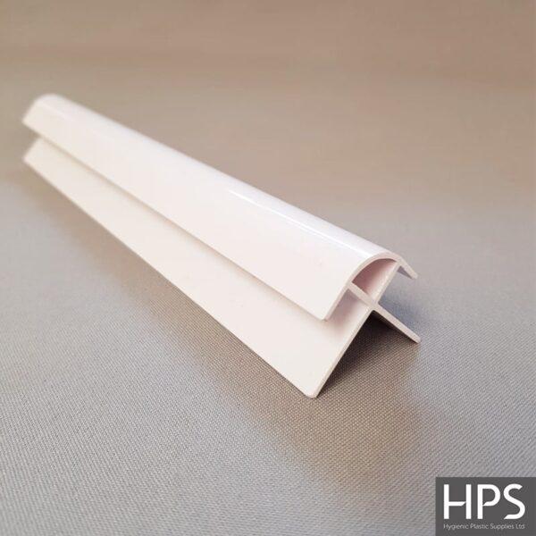 PVC White External Corner