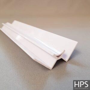 PVC White Internal Corner