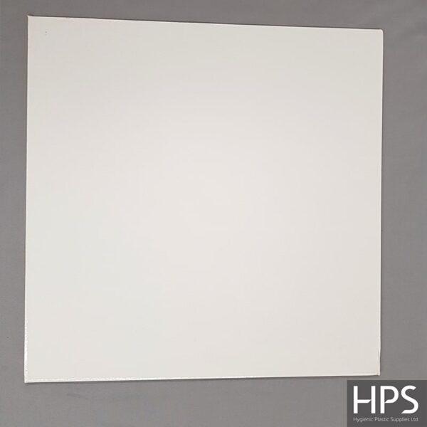 White Vinyl Hygienic Ceiling Tile