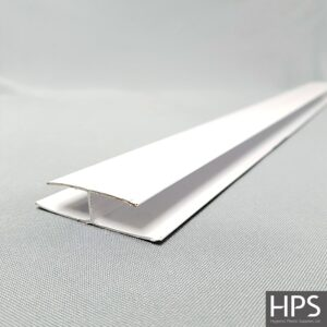 White PVC Ceiling H Section