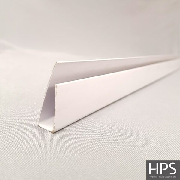 White PVC Ceiling J Section