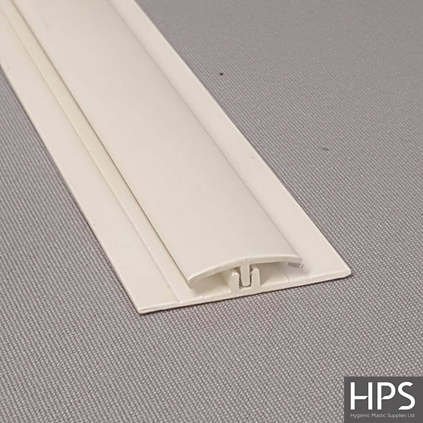 2 part h section white