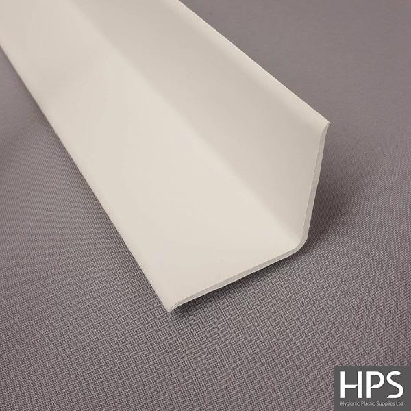 Internal Angle 50mm x 50mm White