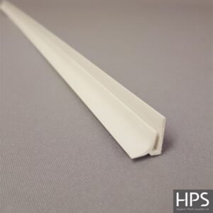 8 Foot – 2440mm PVC Small Internal Corner – White