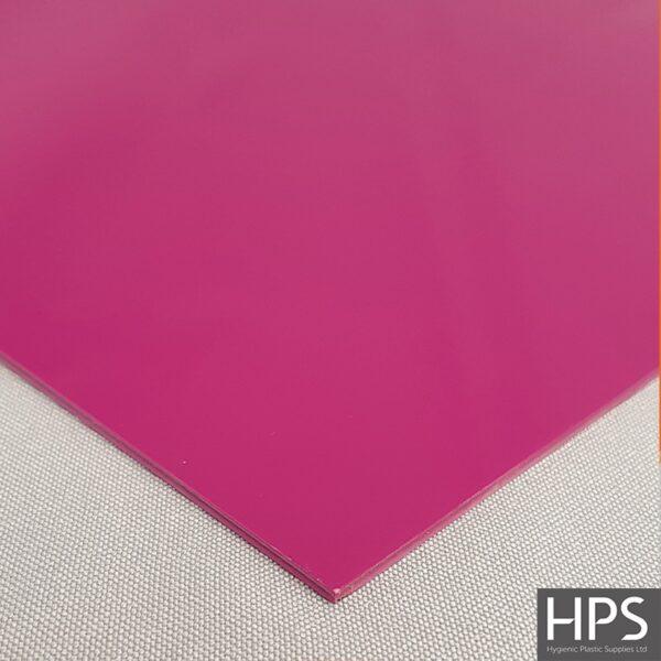 plum pvc wall cladding