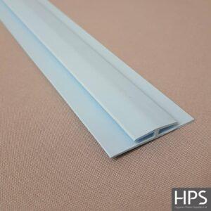pastel blue h section