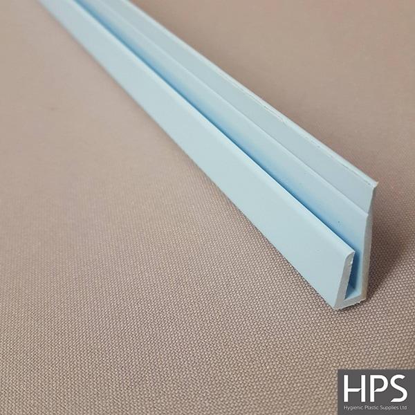 pastel blue j section