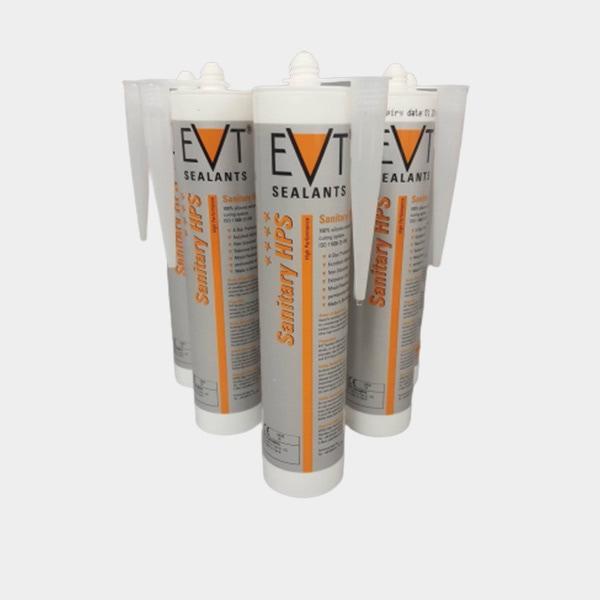 HPS White Sanitary Silicone