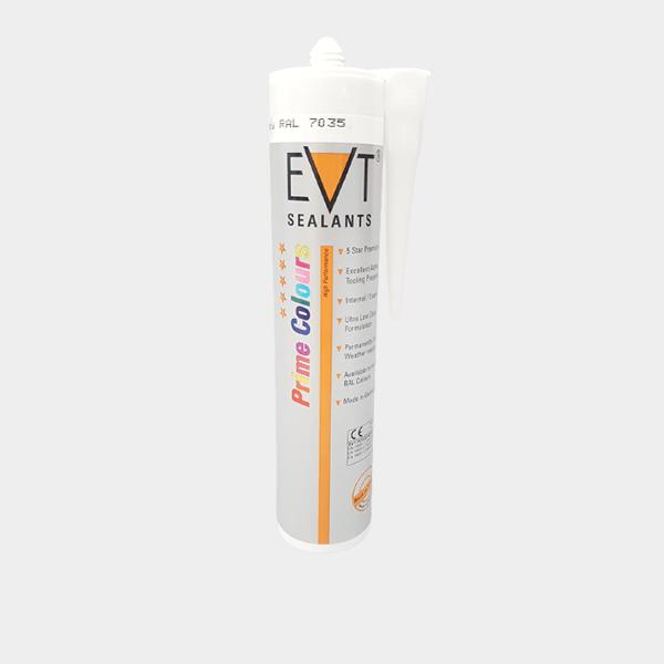 Pastel Grey Sanitary Silicone