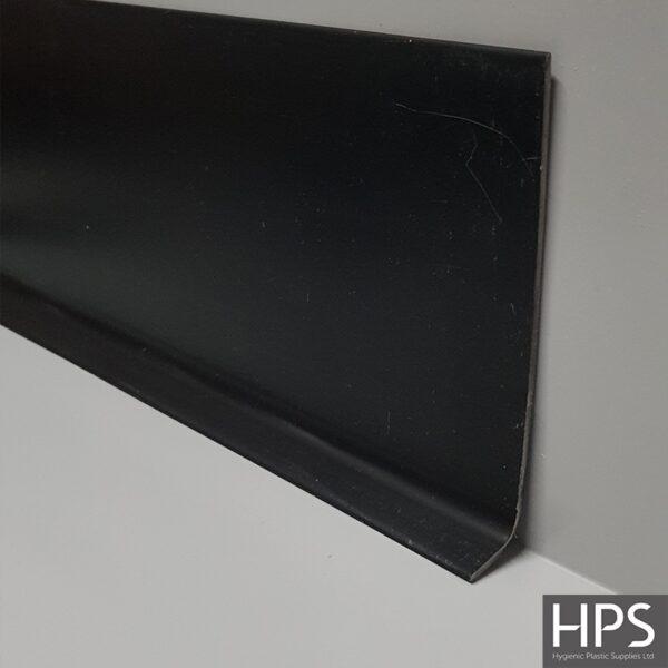 flexible skirting trim black