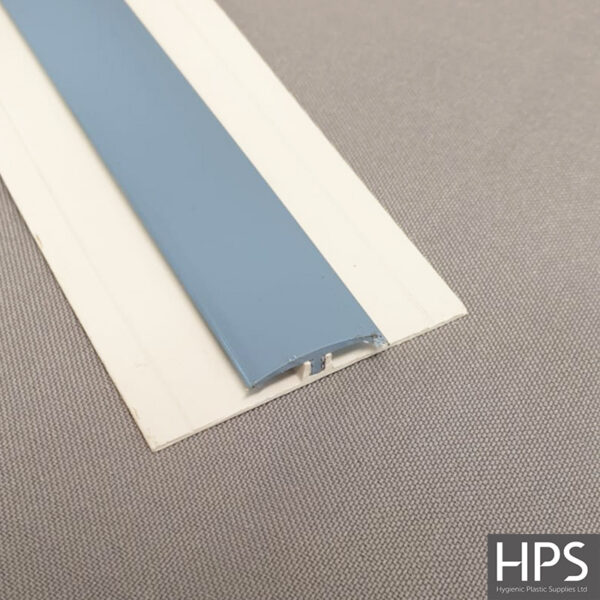 sky blue h section