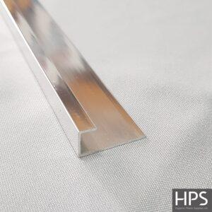 aluminium end cap